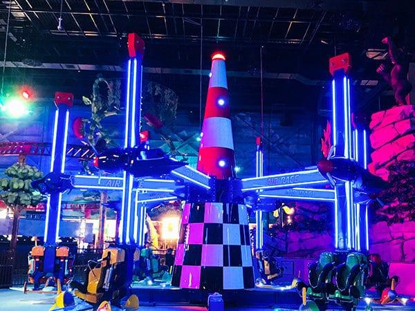 Air Race thrills visitors at Adventureland