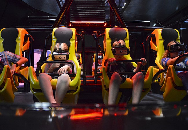 MAF to offer virtual coaster fun from Z+