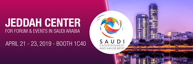 Visit Zamperla at the new Saudi Arabia expo