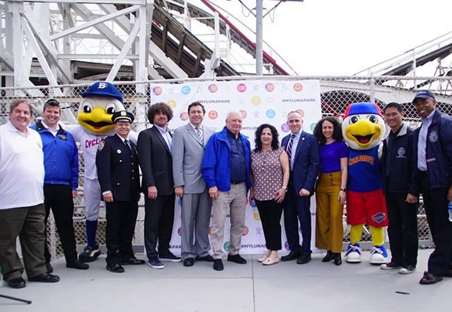 Luna Park Coney Island opening 2019