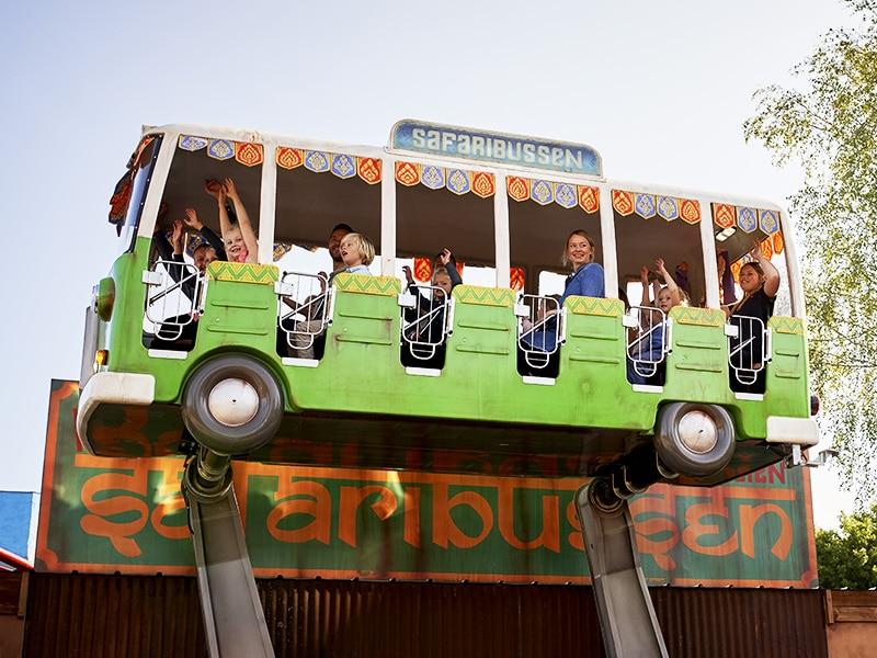 Safaribussen