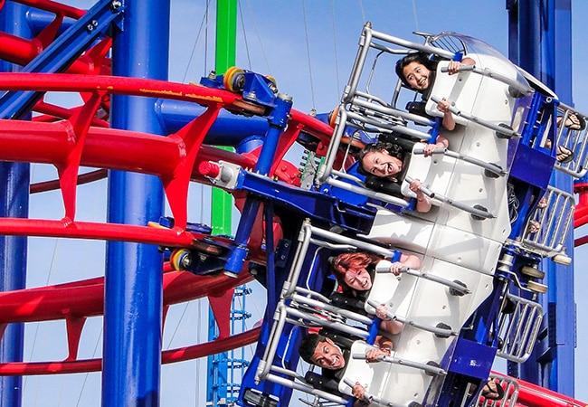 Volare Roller Coaster
