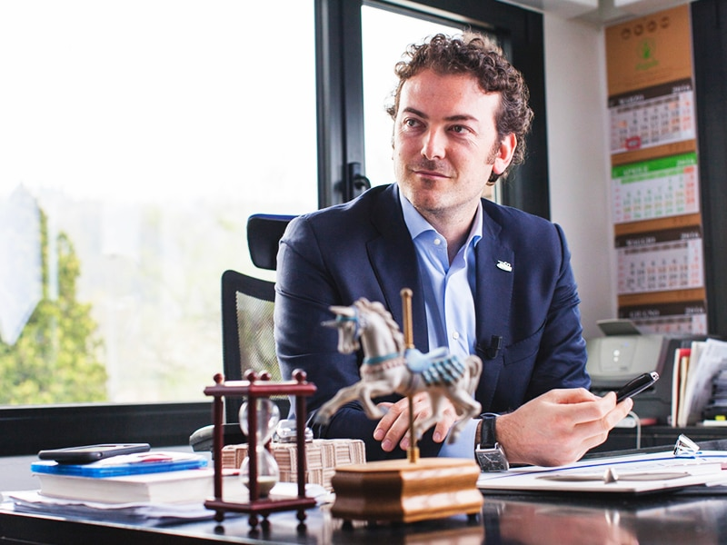 Antonio Zamperla JR CEO