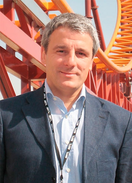 Valerio Ferrari, Chief Sales Officer,
