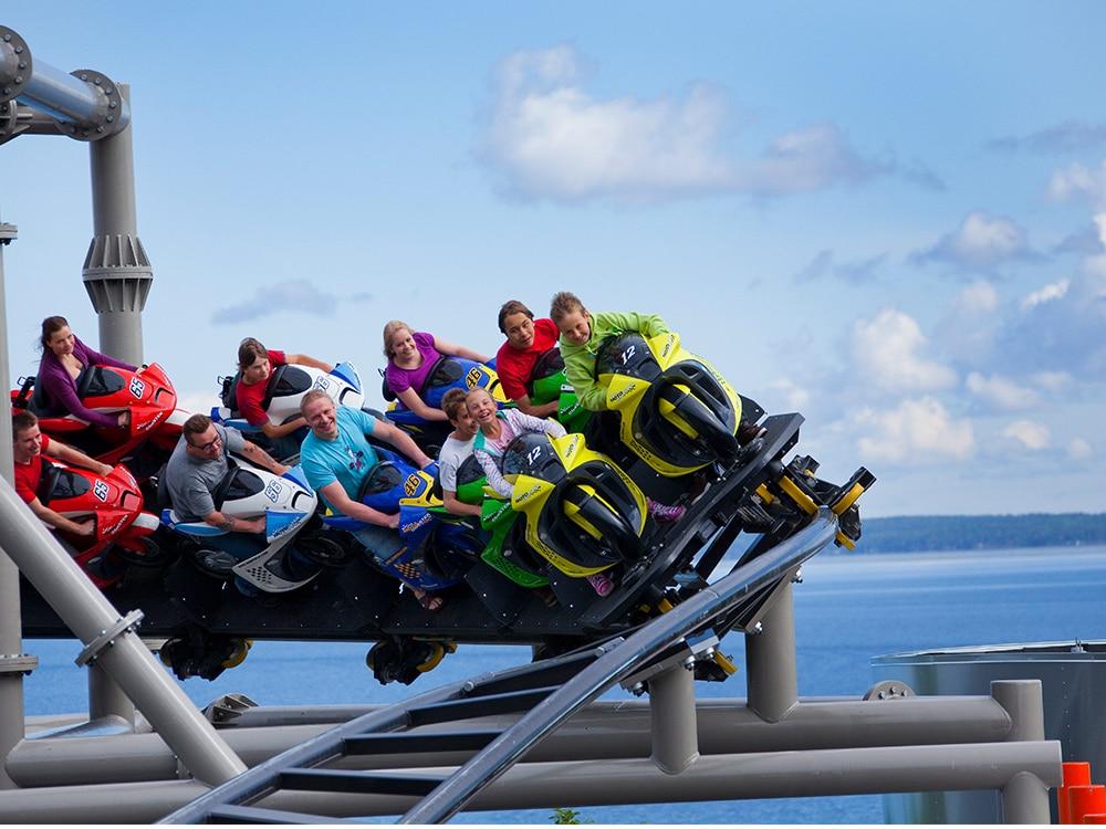 Moto Coaster